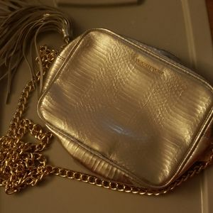 Silver woman pocketbook